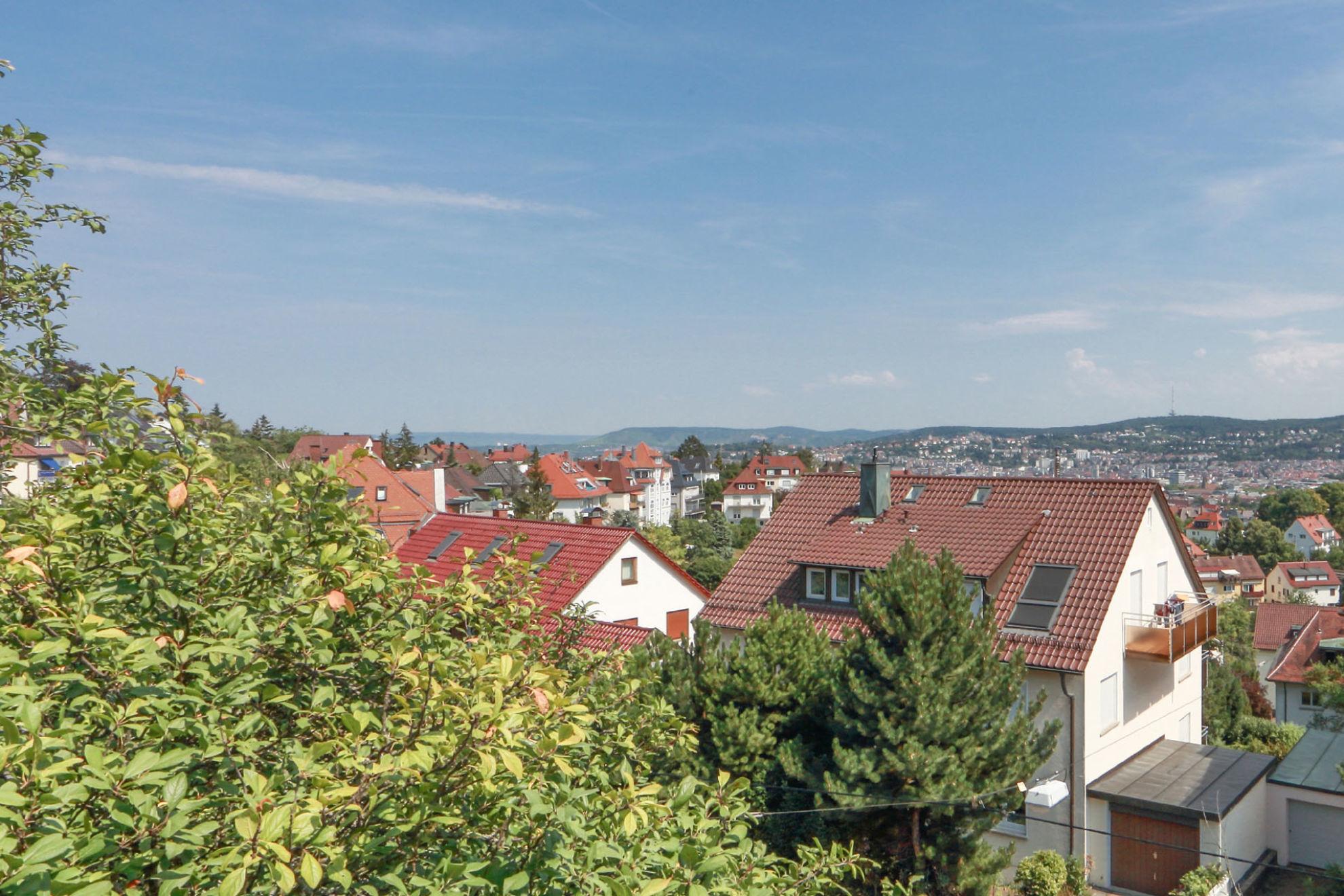 Wohnung In Stuttgart West
